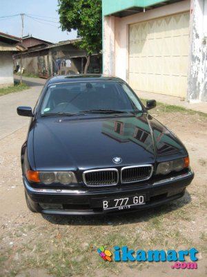 jual bmw 728i triptronik 2000 1st owner low km like new & original