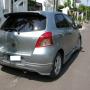 Jual Yaris 2007 E A/T Medium Silver Kondisi Prima [Surabaya]