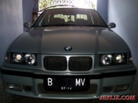 46 Gambar Modifikasi Mobil Bmw 320i HD Terbaik