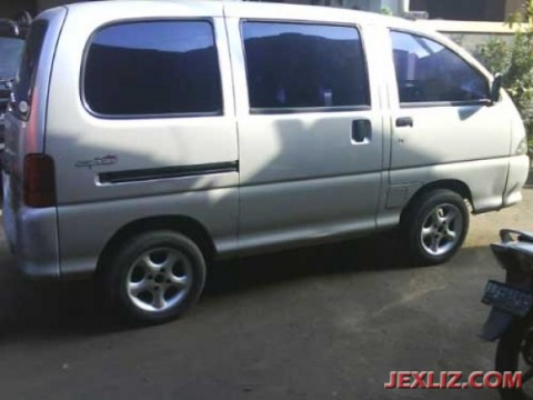 Dijual Daihatsu Zebra Espass 13 Tahun 1995