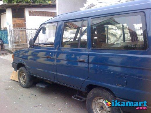 kijang super 1988 murah mulus ac double - Mobil