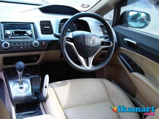 780 Civic All New 2008 Gratis Terbaru