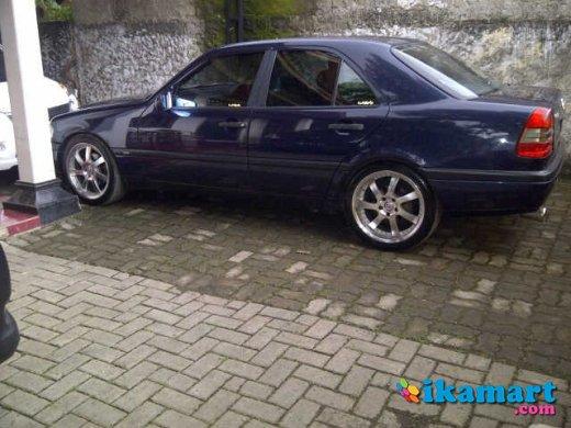 mercy c200 classic m t 1996 plat d
