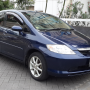 HONDA CITY V-TEC MANUAL 2005 BIRU MALAM