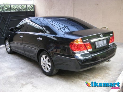 jual toyota camry 2 4g hitam a t thn 2006 mobil. Black Bedroom Furniture Sets. Home Design Ideas