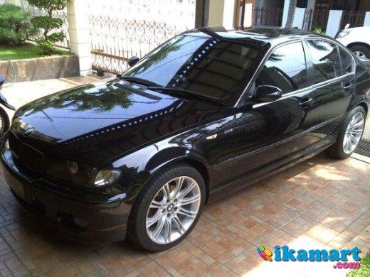 JUAL FS : BMW 318i Th 2003 Triptonik Hitam | Komunitas dan ...