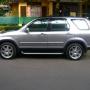 Jual Honda CRV 2.0 Manual 2006 Facelift Silver Stone