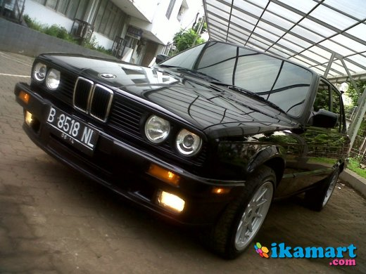 Jual BMW 318i facelift tiptronic thn 2002