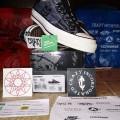 Converse Chuck Taylor Ox 70's Andy Warhol Black/Natura Original
