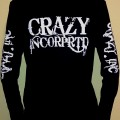 Longshirt Crazy Inc Font Black/White