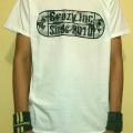 T-Shirt Crazy.Inc Skate Vector White/Camo