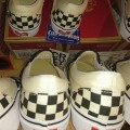 Vans Off The Wall Slip On Checkerboard Black White Original