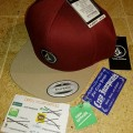 Volcom Snapback Quarter Twill Port Royale Original