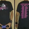 T-Shirt Avril Lavigne The Best Damn Tour 2008 Official