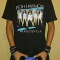 T-Shirt Fifth Harmony The Reflection Tour Official