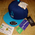 Volcom Snapback Bevel Atlantic Original