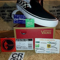Vans Slip On Pro Thrasher Black Checkerboard