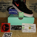 Nike Stefan Janoski Black/Light Crimson Original