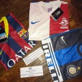 #YearEndSale #CrazyIncYES Nike Football Jersey Inter,Belanda dan Barcelona Original