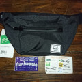 Herschel Hip Pack Seventeen Black/Black Original