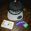 Volcom Snapback Fresh Starter Black Original