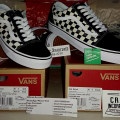 Vans Old Skool Primary Checkerboard Black/White Original