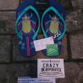 Ipanema Sandal Ladybug Blue Original