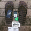 Volcom Sandal Recliner Brown Original