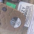 Volcom Sandal Recliner Brown Original