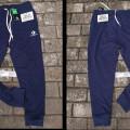 Converse Men Jogger Pants Star Chev Embroidery Navy Original