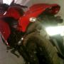 Jual Ninja 250 merah tahun 2010 akhir(desember)