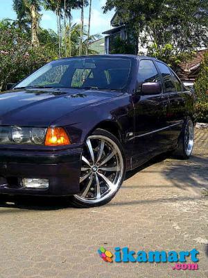 bmw 318i a t limited edition jual cepat