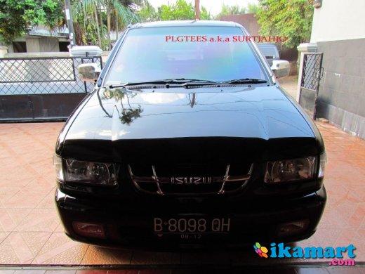 dijual isuzu black panther 2002
