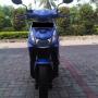 Jual Honda Beat 2010 Biru Standard Mulus Ex Wanita
