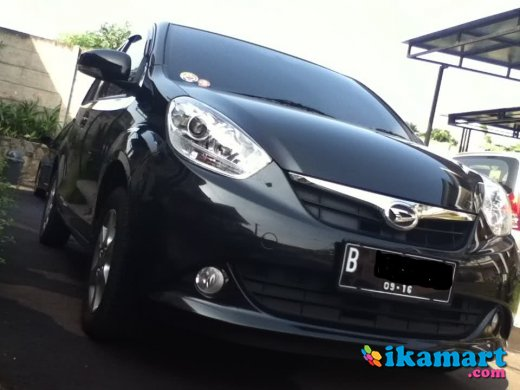 jual all new sirion 2011 at over kredit