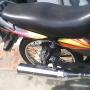 Jual Sepeda Motor Honda Mega Pro th.2001