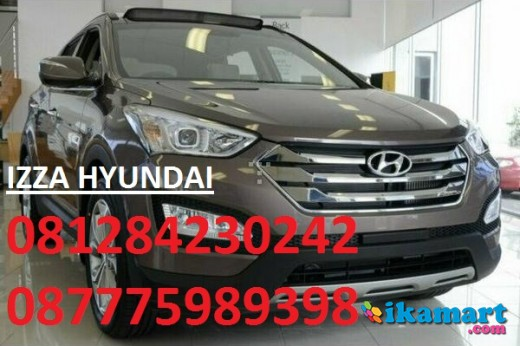 new hyundai santa fe promo special price