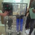 mesin pengolahan air untuk hemodialisa kapasitas 6000 liter per hari