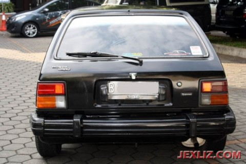 Honda Civic Excellent 1981 - Terjual