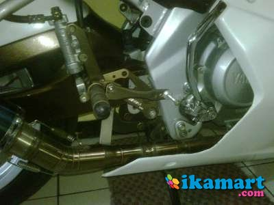 jual yamaha vixion full modifikasi ninja 250   motor