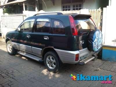 Jual Daihatsu Taruna Csx 2000 2001