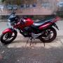 Jual Honda Tiger Merah 2011 + Knalpot R9 ori Murah !!!!