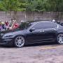 Jual Honda All New Accord Hitam VTI-L 2008/2009 Modif!