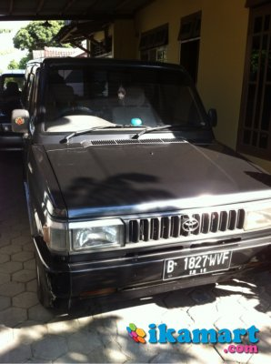 dijual toyota kijang grand 1.8 th 1996 plat b