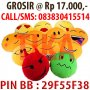 Bantal Boneka Emo Emoticon BB  Black Berry Emotion Termurah