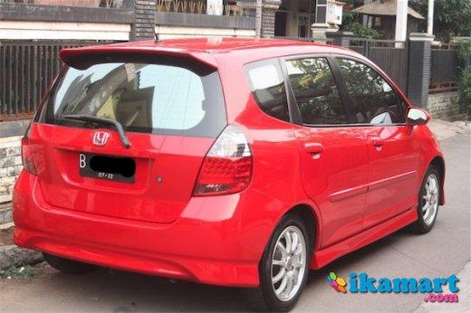 410 Koleksi Gambar Mobil Jazz Warna Merah HD Terbaru