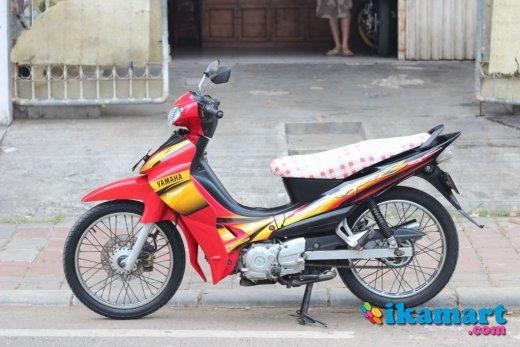 Jual Motor yamaha JUPITER Z 2003 TOP ...