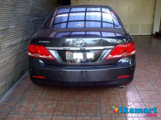 jual toyota all new camry 2400 v automatic 2009 hitam bandung mobil. Black Bedroom Furniture Sets. Home Design Ideas