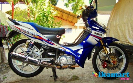 Jual motor yamaha jupiter z 2005 special edtition ...