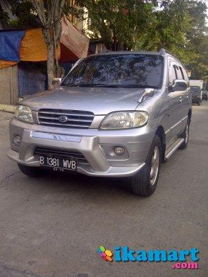 Dijual Daihatsu Taruna FGX EFI Tahun 2002 MT